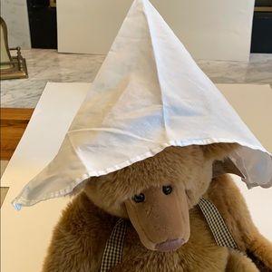 Dutch Pilgrim Amish Hat White Costume Halloween